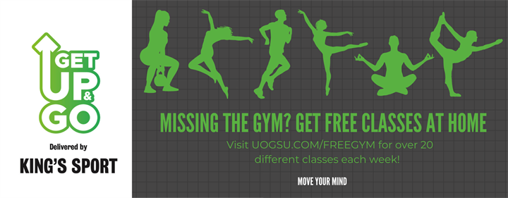 Move Your Mind- Free Gym Classes