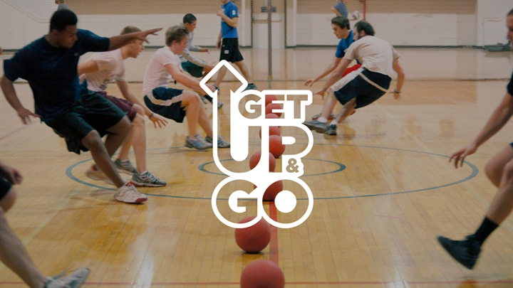Get Up & Go - Dodgeball