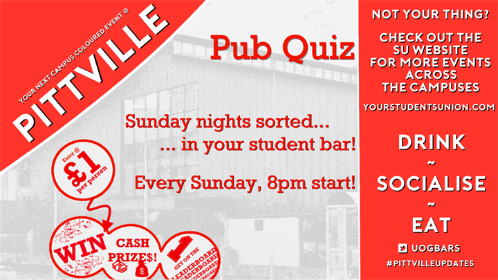 Pittville Pub Quiz