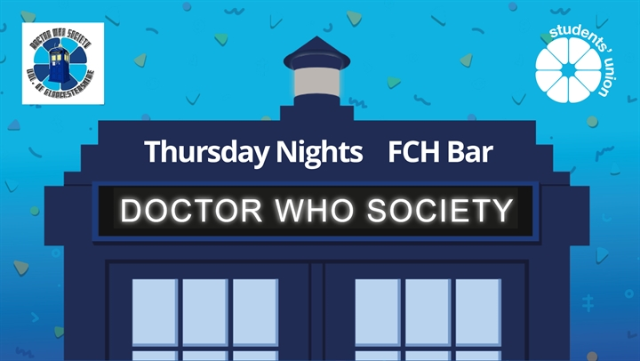 Dr Who Society Social