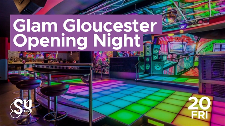 Glam Gloucester - Official Launch Party
