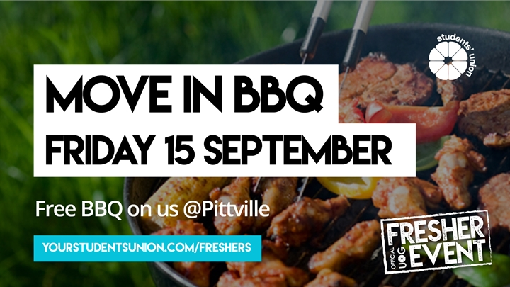 Move in BBQ @Pittville