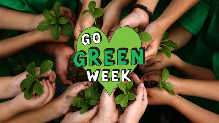 Go Green Week - Wednesday - Wellbeing