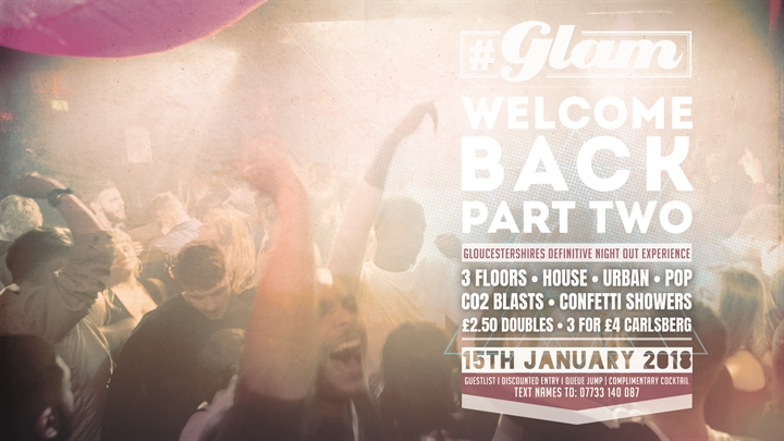 Glam | Welcome Back UoG PART TWO!
