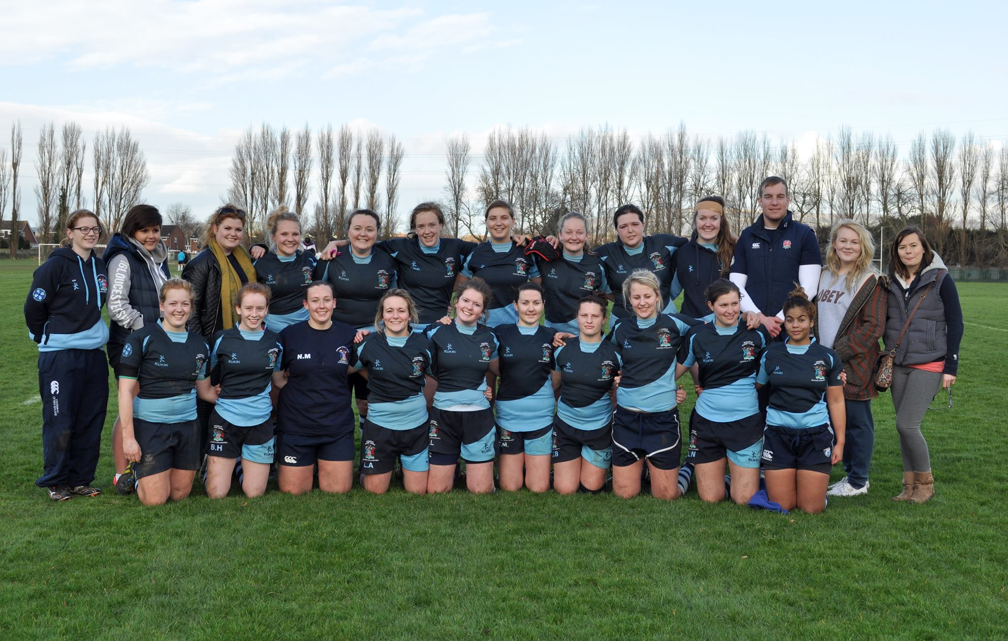 womens rugby: